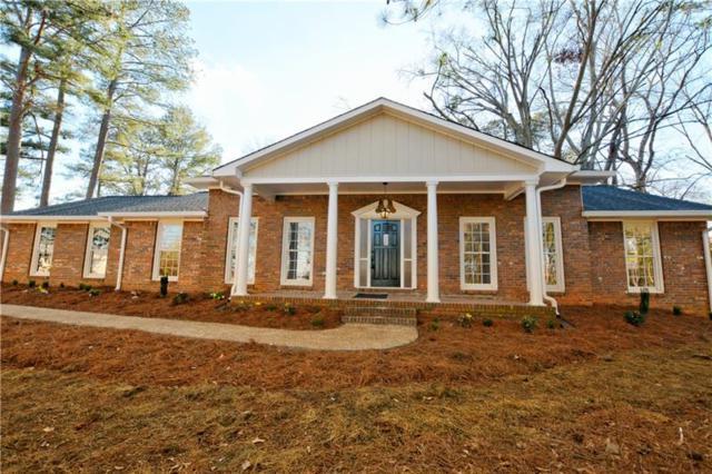 304 W Lakeshore Drive, Carrollton, GA 30117 (MLS #5976959) :: Carr Real Estate Experts