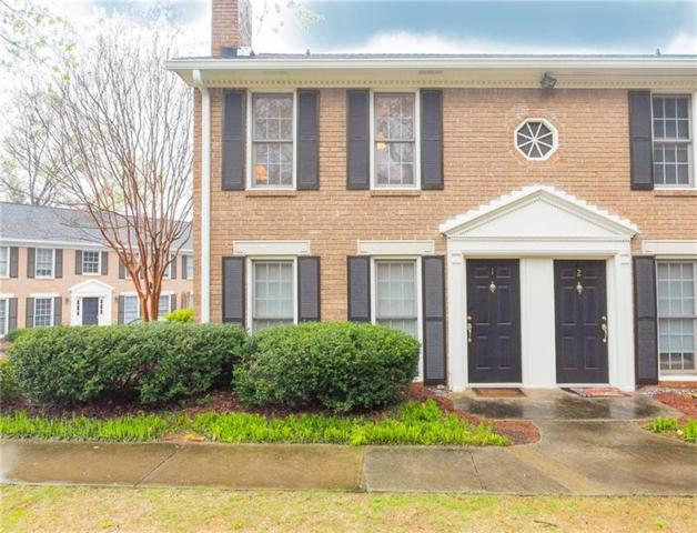 1101 Collier Road NW F1, Atlanta, GA 30318 (MLS #5977016) :: North Atlanta Home Team