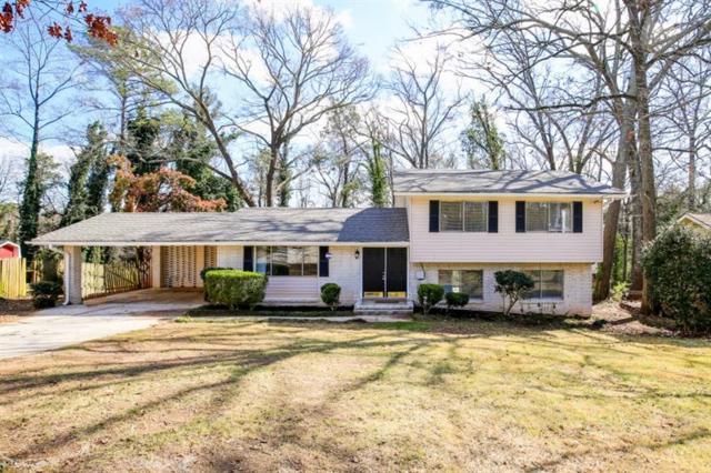 2186 Sterling Ridge Road, Decatur, GA 30032 (MLS #5977132) :: North Atlanta Home Team