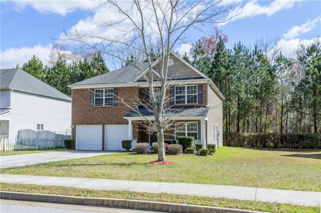 7242 Walton Hill, Fairburn, GA 30213 (MLS #5977290) :: RE/MAX Paramount Properties
