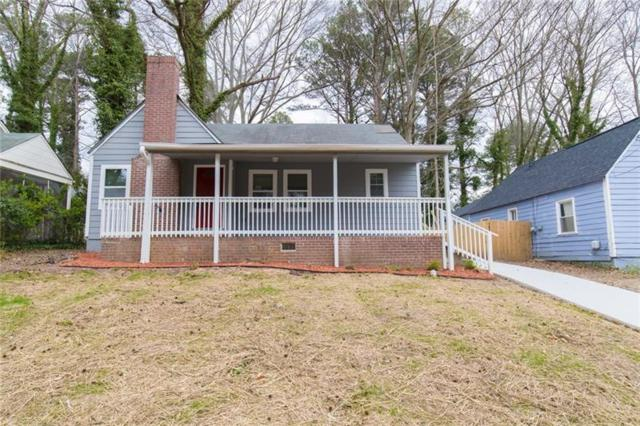 1457 Richland Road SW, Atlanta, GA 30310 (MLS #5977362) :: RE/MAX Paramount Properties