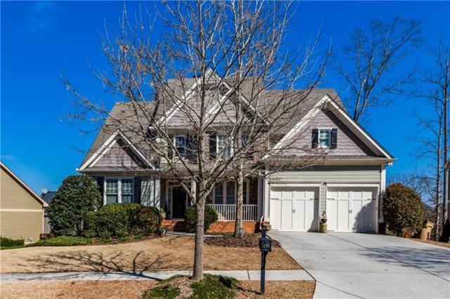733 Crescent Circle, Canton, GA 30115 (MLS #5977415) :: Path & Post Real Estate