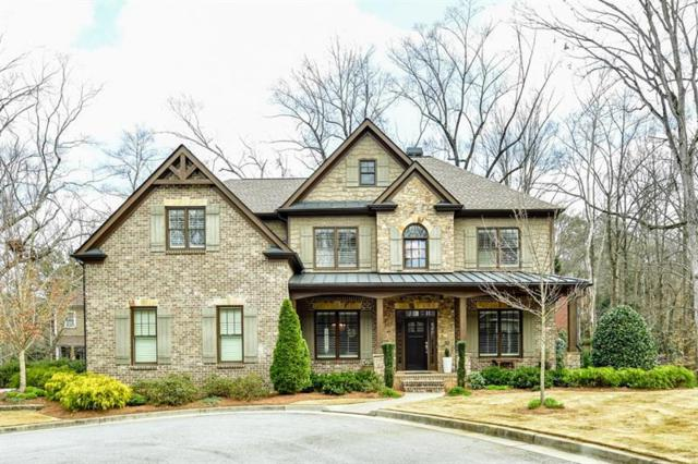 4615 Peachtree Dunwoody Road, Atlanta, GA 30342 (MLS #5977436) :: Good Living Real Estate