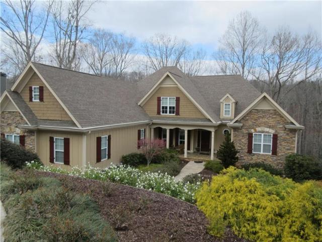 7250 Heron Lane, Dawsonville, GA 30534 (MLS #5977437) :: North Atlanta Home Team