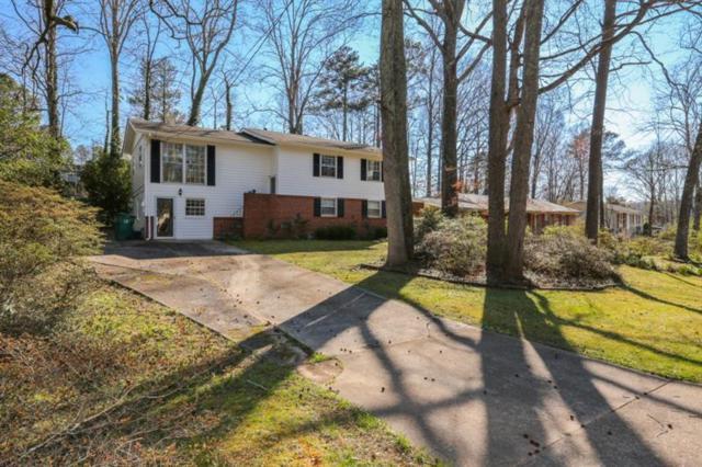 362 Hickory Acres Drive SE, Smyrna, GA 30082 (MLS #5977441) :: North Atlanta Home Team
