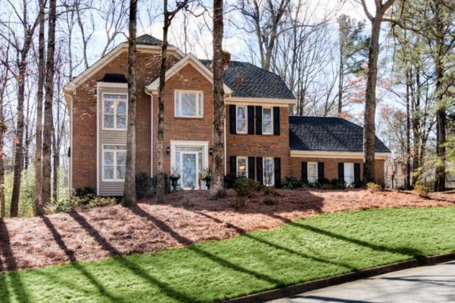 215 Creek Spring Court, Alpharetta, GA 30022 (MLS #5977681) :: North Atlanta Home Team