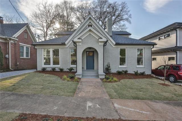 116 Poplar Street, Decatur, GA 30030 (MLS #5977689) :: Carr Real Estate Experts