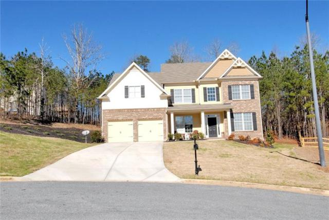 180 Talking Leaves Court, Acworth, GA 30101 (MLS #5977691) :: The Zac Team @ RE/MAX Metro Atlanta