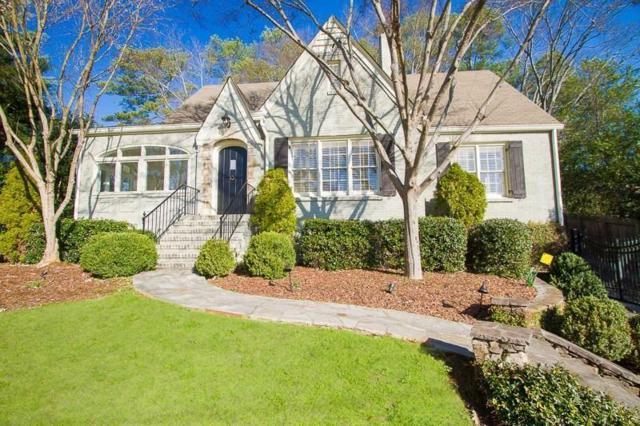 1600 Johnson Road, Atlanta, GA 30306 (MLS #5977858) :: RCM Brokers