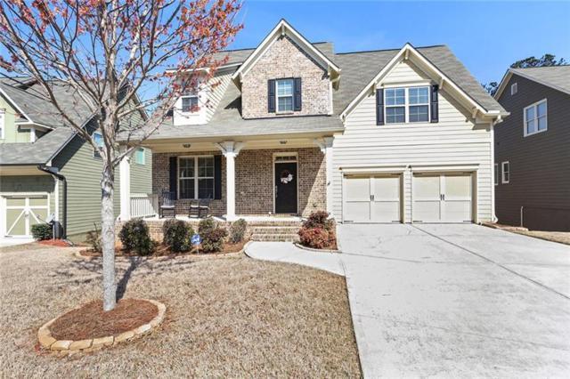 813 Tramore Road, Acworth, GA 30102 (MLS #5977901) :: Carr Real Estate Experts