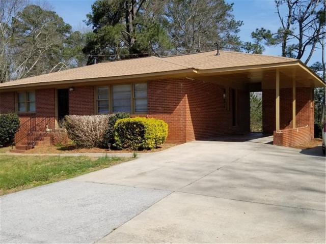 3845 New Macland Road, Powder Springs, GA 30127 (MLS #5977908) :: Kennesaw Life Real Estate