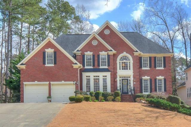 5338 Garnaby Lane, Peachtree Corners, GA 30092 (MLS #5977941) :: North Atlanta Home Team