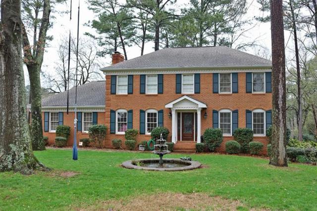 902 Angevine Court, Lilburn, GA 30047 (MLS #5977959) :: North Atlanta Home Team