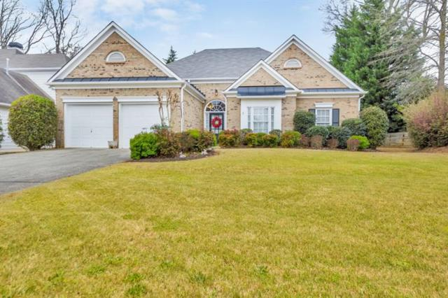 1916 Barrett Knoll Circle NW, Kennesaw, GA 30152 (MLS #5977977) :: Carr Real Estate Experts