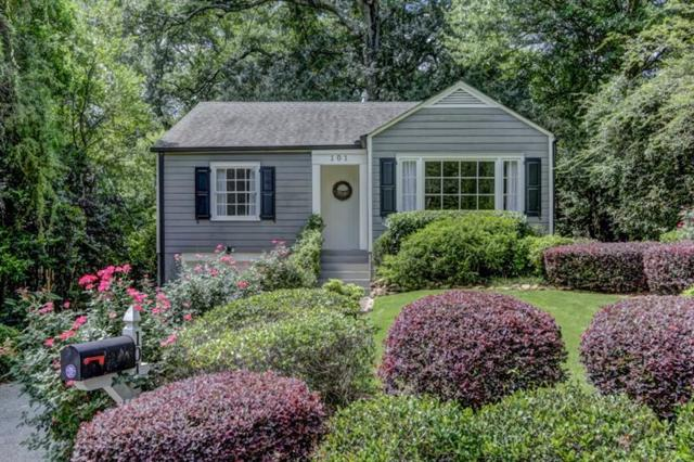 101 Mobile Avenue NE, Atlanta, GA 30305 (MLS #5978080) :: North Atlanta Home Team