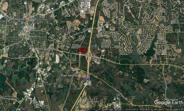 428 Poplar Road, Newnan, GA 30263 (MLS #5978240) :: The Bolt Group