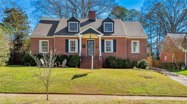 22 Lakeshore Drive, Avondale Estates, GA 30002 (MLS #5978244) :: North Atlanta Home Team