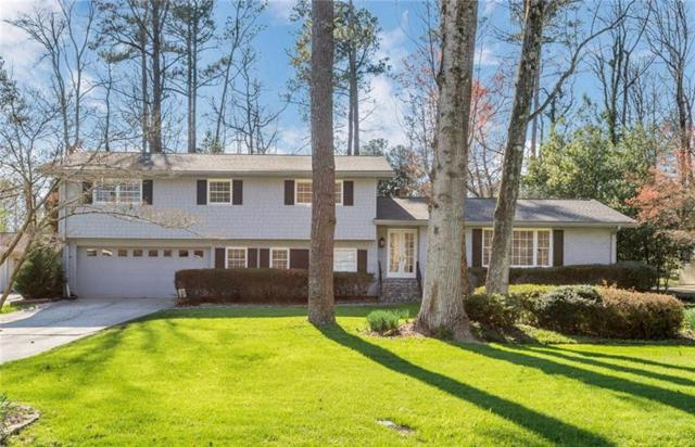 5659 Mill Trace Drive, Dunwoody, GA 30338 (MLS #5978269) :: North Atlanta Home Team