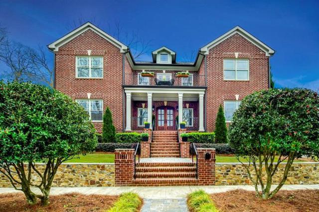 1151 Saint Louis Place NE, Atlanta, GA 30306 (MLS #5978332) :: Dillard and Company Realty Group
