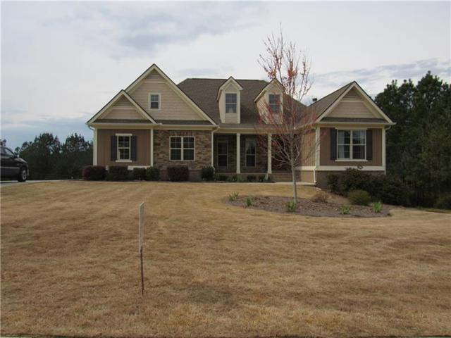 1009 Silver Thorne Drive, Loganville, GA 30052 (MLS #5978353) :: The Bolt Group