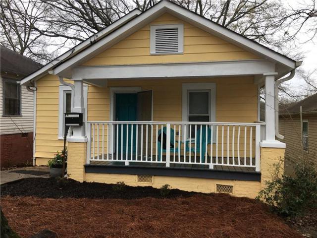 1044 Sims Street SW, Atlanta, GA 30310 (MLS #5978396) :: North Atlanta Home Team