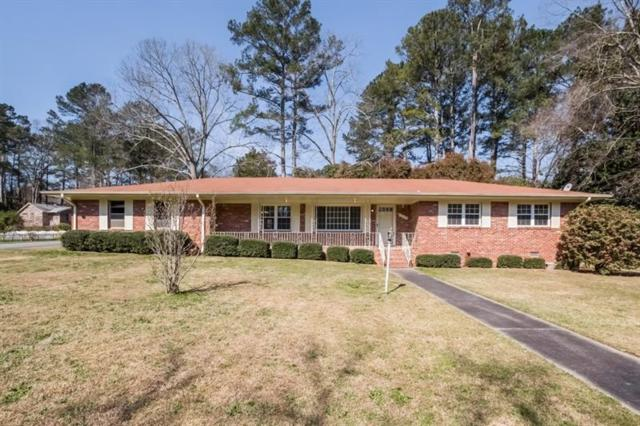 304 Merrydale Drive SW, Marietta, GA 30064 (MLS #5978414) :: The Russell Group