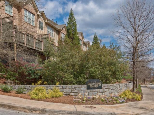 2435 Palladian Manor Way #2435, Atlanta, GA 30339 (MLS #5978440) :: Buy Sell Live Atlanta