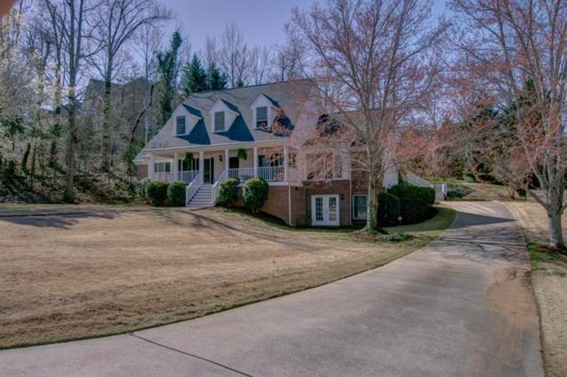 3806 Alexandria Drive, Gainesville, GA 30506 (MLS #5978444) :: Carr Real Estate Experts