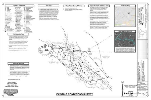300 Mark Trail NW, Sandy Springs, GA 30328 (MLS #5978577) :: The Bolt Group
