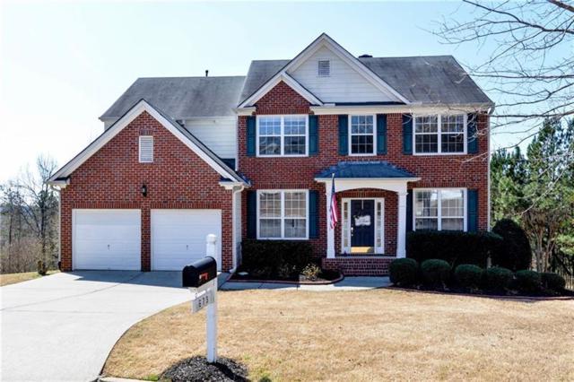 673 Rosefield Court, Sugar Hill, GA 30518 (MLS #5978578) :: Carr Real Estate Experts