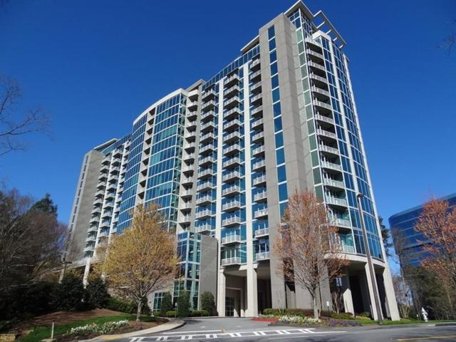 3300 Windy Ridge Parkway SE #804, Atlanta, GA 30339 (MLS #5978581) :: The Zac Team @ RE/MAX Metro Atlanta