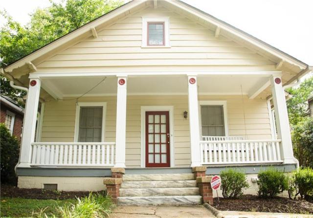 569 Amsterdam Avenue, Atlanta, GA 30306 (MLS #5978598) :: Dillard and Company Realty Group