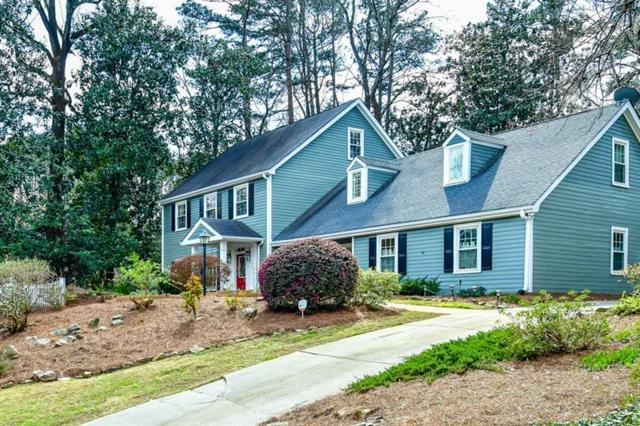 7445 Old Maine Trail, Sandy Springs, GA 30328 (MLS #5978599) :: The Bolt Group