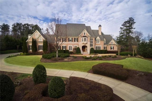 570 Stonemoor Circle, Roswell, GA 30075 (MLS #5978685) :: The Cowan Connection Team