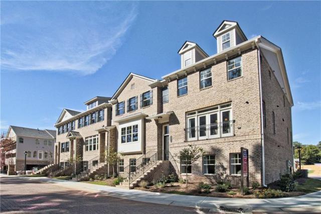 3729 Raven Way #19, Chamblee, GA 30341 (MLS #5978740) :: North Atlanta Home Team