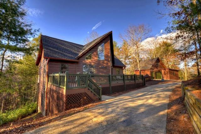 1287 Shenendoa Drive, Ellijay, GA 30540 (MLS #5978744) :: Carr Real Estate Experts