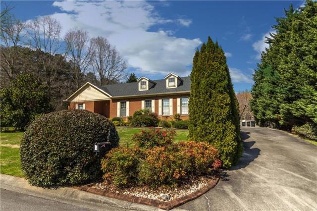 1 Saddlebrook Drive, Rome, GA 30161 (MLS #5978757) :: RE/MAX Paramount Properties