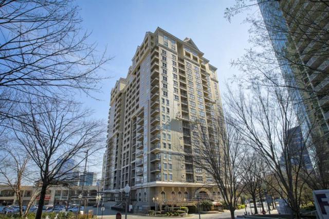 3334 Peachtree Road NE #704, Atlanta, GA 30326 (MLS #5978804) :: The Justin Landis Group