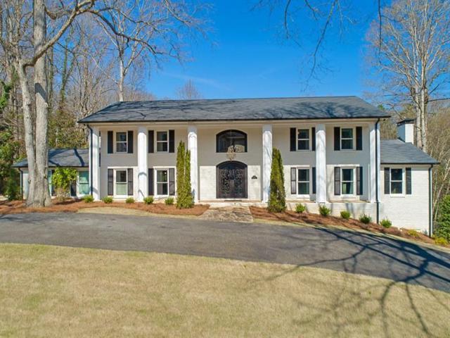 260 Tamer Lane, Sandy Springs, GA 30327 (MLS #5978884) :: North Atlanta Home Team