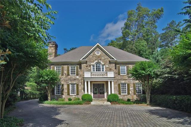 4020 Statewood Road NE, Atlanta, GA 30342 (MLS #5978917) :: The Hinsons - Mike Hinson & Harriet Hinson