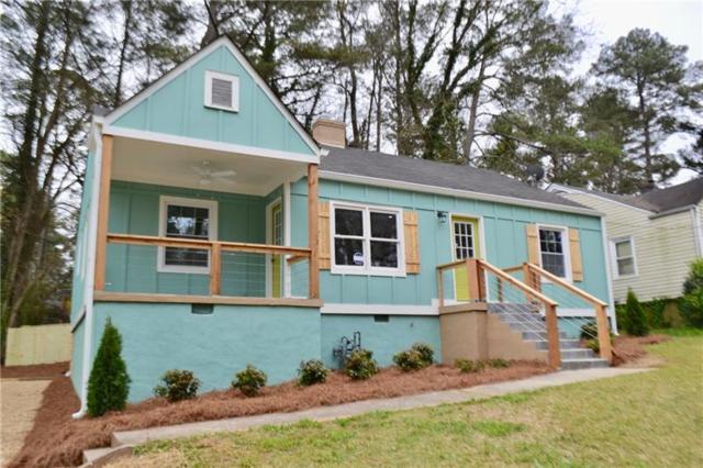 1160 Westmont Road SW, Atlanta, GA 30311 (MLS #5979068) :: Carr Real Estate Experts