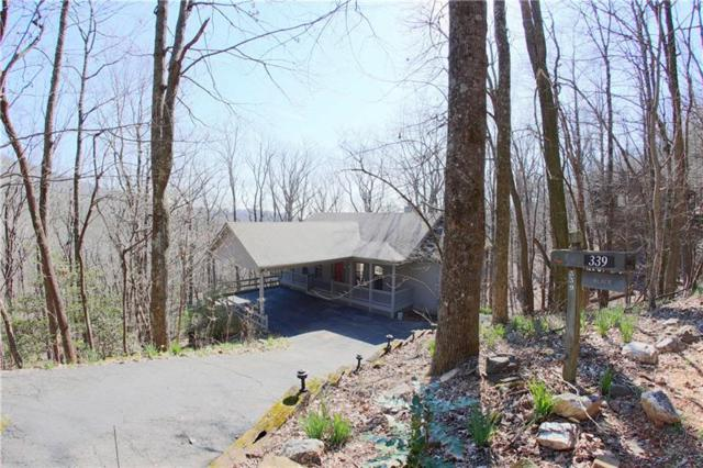339 Hickory Trail, Jasper, GA 30143 (MLS #5979127) :: North Atlanta Home Team