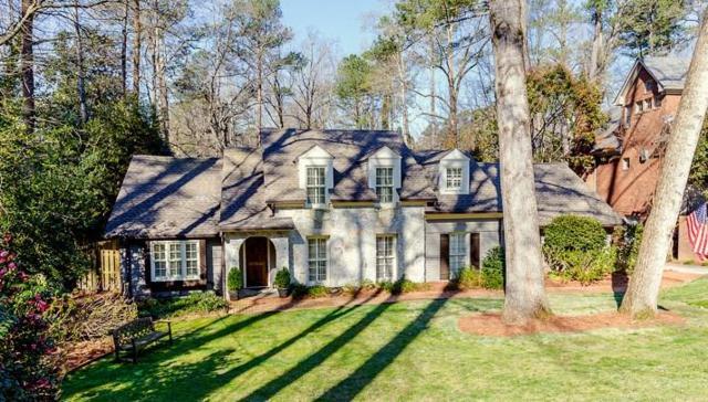 4410 Reid Lane NW, Atlanta, GA 30327 (MLS #5979300) :: North Atlanta Home Team
