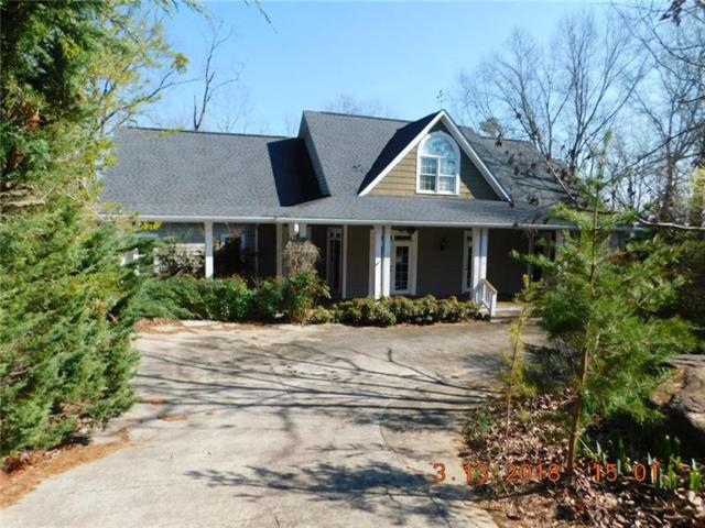 209 Ponderosa Lane, Waleska, GA 30183 (MLS #5979345) :: North Atlanta Home Team