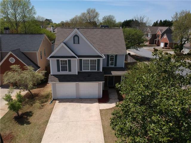 100 Ashton Court, Roswell, GA 30076 (MLS #5979369) :: North Atlanta Home Team