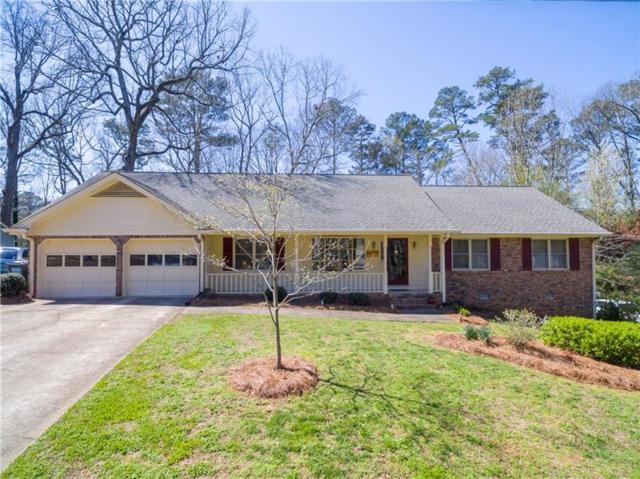 1481 Silver Maple Court SW, Lilburn, GA 30047 (MLS #5979376) :: North Atlanta Home Team