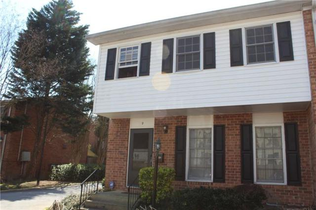 6520 Roswell Road #9, Atlanta, GA 30328 (MLS #5979391) :: RE/MAX Paramount Properties