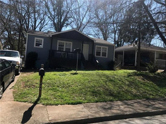 234 Maple Street, Hapeville, GA 30354 (MLS #5979399) :: The Russell Group