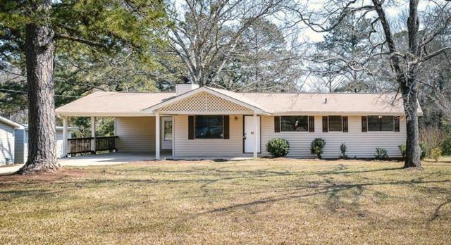 4160 Partridge Drive, Douglasville, GA 30135 (MLS #5979401) :: The Bolt Group