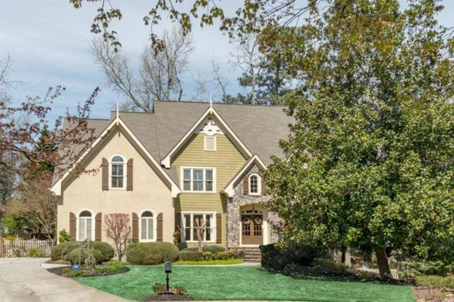 2485 Hamptons Passage, Alpharetta, GA 30005 (MLS #5979528) :: North Atlanta Home Team
